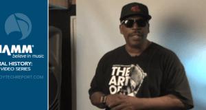 NAMM Oral History: DJ Grand Master Caz