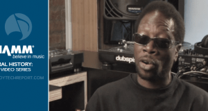 NAMM Oral History: DJ Jazzy Jay