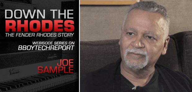 DOWN THE RHODES: JOE SAMPLE