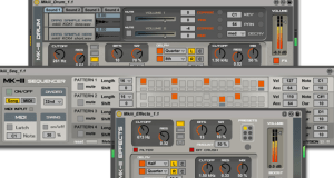 MK-iii Max for Live Drum Machine