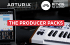 BITWIG Partners With Arturia To Present The Producer Packs