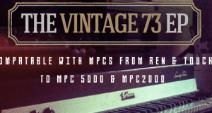 BBoyTech & MPC Samples Presents 'The Vintage 73 EP'