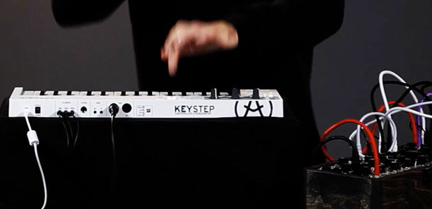 Arturia Introduces The KeyStep Controller & Sequencer