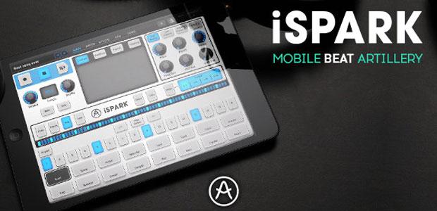 Arturia iSPARK for iPad