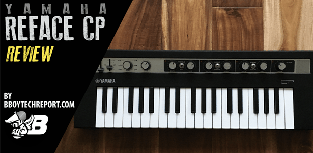 Yamaha Reface CP Review