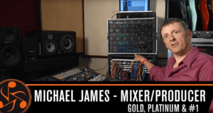 Dangerous Music Tips: Michael James Adds Magic to a Mix Using Harmonics