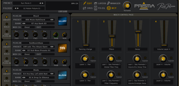 Rob Papen Announces Availability of Free PRISMA Plug-in