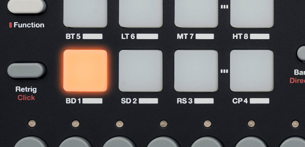 Elektron's Analog Rytm - Major Update 1.30
