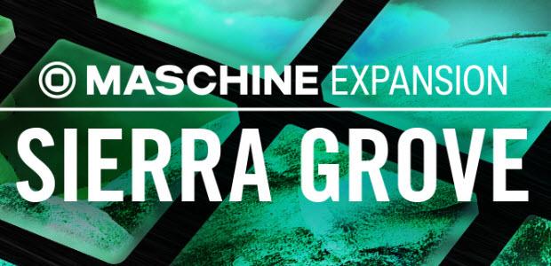 Native Instruments SIERRA GROVE MASCHINE Expansion