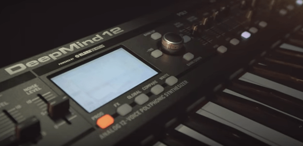The Behringer Deepmind 12 - What's in a Name?
