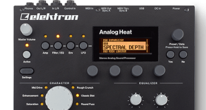 Elektron Announces All New Product – Analog Heat