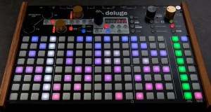 Deluge by Synthstrom Audible – Portable, Combination Synthesizer, Sequencer and Sampler