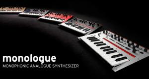 Korg Announces Monologue – Monophonic Analog Synthesizer