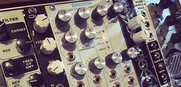 Rossum Electro-Music Evolution Filter Review