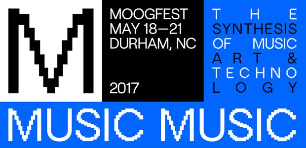MOOGFEST 2017 – Moogfest Reveals Lineup of Musical Performers