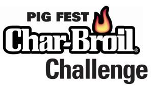 Charbroil Challenge logo