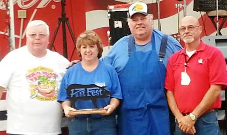 Grand Champion - Fiddler's BBQ
