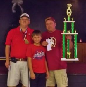 Gtand Champion - Barbecue Crew