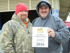 First Place Pork - Rescue Smokers