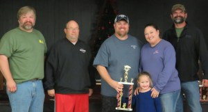 First Place Pulled Pork - Fat Boys of Tenneson Nissan