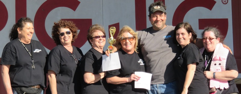 Reserve Champion - Team Pork Rindz