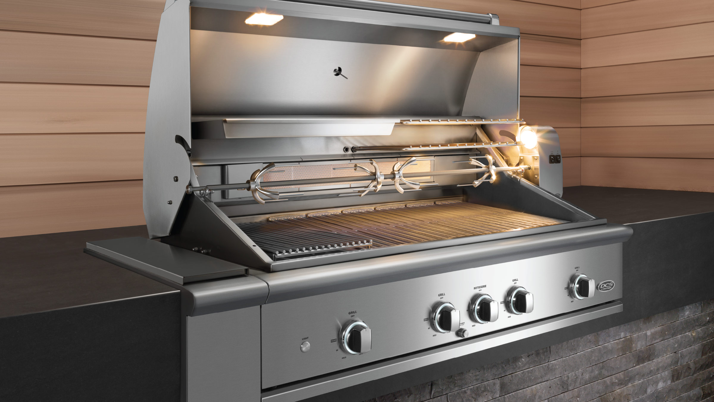Dcs Series 9 36quot Natural Gas Grill
