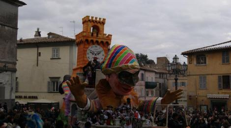 Al Carnevale di Acquapendente