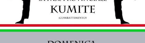 Gara Kumite 8 Febbraio 2015 Acquapendente VT