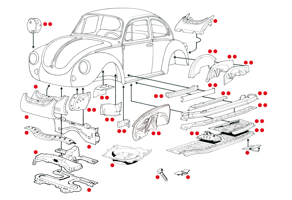 Vw New Beetle Parts Catalog Wiring Source