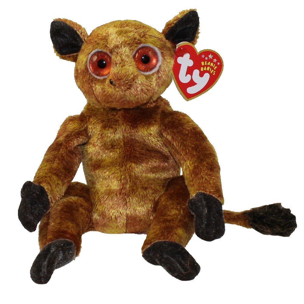 ty beanie baby gizmo the lemur 8 inch bbtoystore com