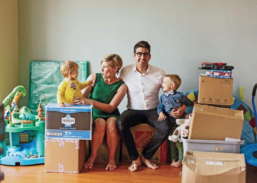 How saving on daycare helped a BC family afford a bigger home