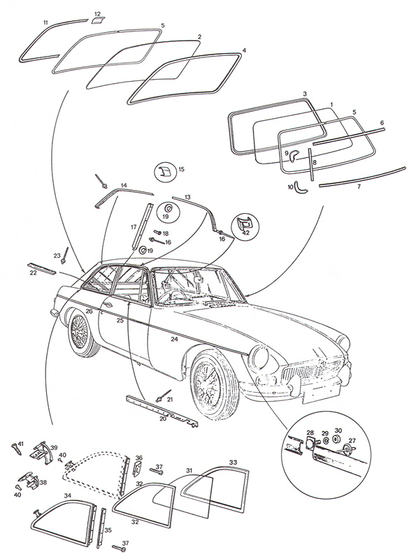 wiring diagram 1979 mg midget