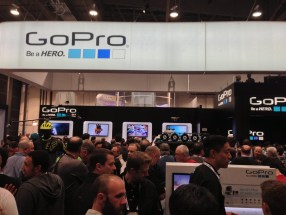 GoPro giveaway madness...