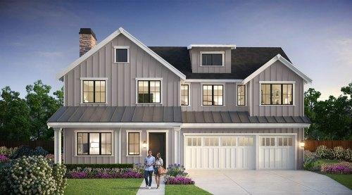 Medium Of Farmhouse Design Homes