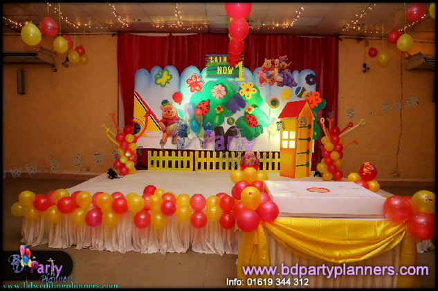Beautiful Bd Birthday Party Planners Listitdallas