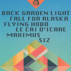 Final Scènes Croisées Avec Back Garden Light + fall For Alaska + Flying Hobo + Le Cri d