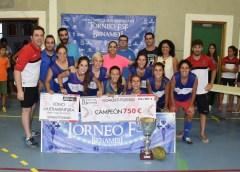 El mejor torneo de fútbol sala Femenino de España