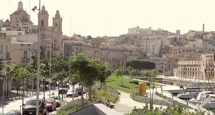 Video thumbnail for vimeo video Malta Blading: UltraViolet Seekers Edit - Be-Mag
