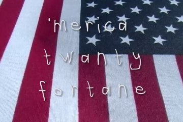 Video thumbnail for vimeo video Leon Humphries: 'Merica Twanty Fourtane - Be-Mag