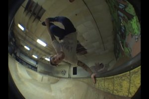 Video thumbnail for vimeo video Valo: Maneuver Monday's with Alex Broskow - Be-Mag