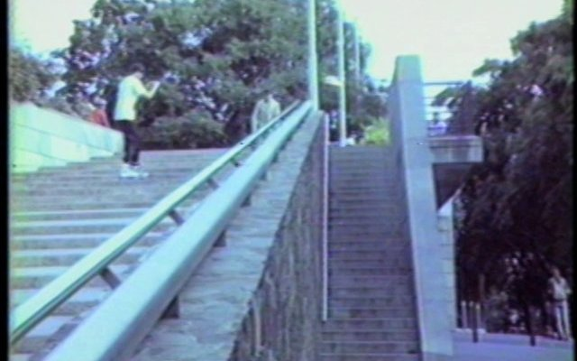 Video thumbnail for vimeo video Kenneth Owens: Barcelona VHS Montage - Be-Mag