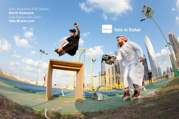 Video thumbnail for vimeo video Valo in Dubai: Ivan Narez Edit - Be-Mag