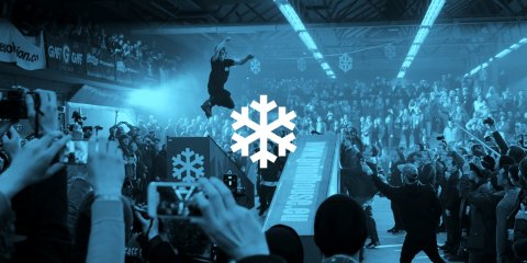 Video thumbnail for vimeo video Winterclash 2015: Official Edit - Be-Mag