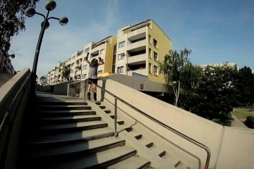 Video thumbnail for vimeo video BHC: End of the Line: Dominic Sagona & Nils Jansons - Be-Mag