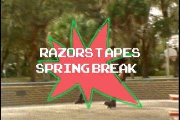 Video thumbnail for vimeo video Razors Tapes: Full Spring Break Video Now on VOD - Be-Mag
