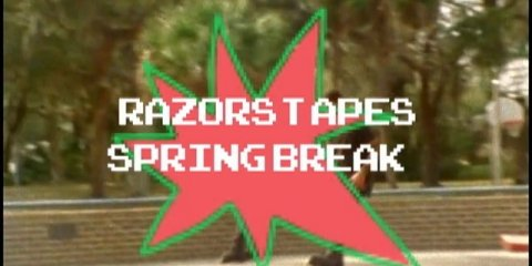 Video thumbnail for vimeo video Razors Tapes: Full Spring Break Video Now on VOD - Be-Mag