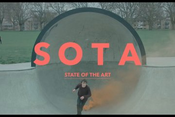 Video thumbnail for vimeo video State of the Art: Teaser #1 - Be-Mag