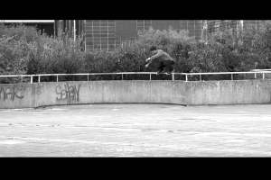 Video thumbnail for vimeo video Guillaumbe Le Gentil: Rollerblade New Jack Review - Be-Mag