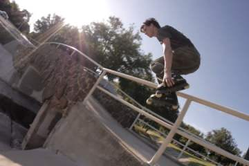 Video thumbnail for vimeo video Ryan Rasmussen 2016 edit - Be-Mag