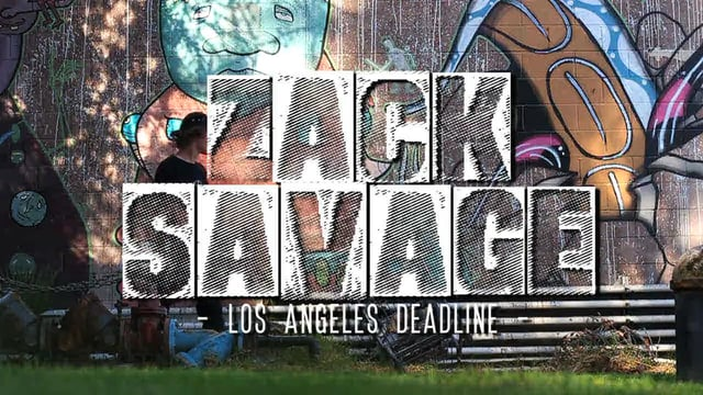 Video thumbnail for vimeo video ZACH IS A SAVAGE AND SAM DEANGELIS IS (KINDA) RIGHT  - Be-Mag